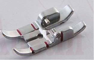"""PFAFF Compatible 1/4"""" Line Quilting Patchwork Foot"""