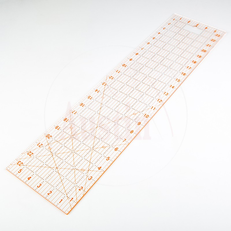 Quilting Patchwork Ruler 6 inch x 24 inch