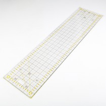 Quilting Patchwork Ruler 150 mm x 600mm x 3mm