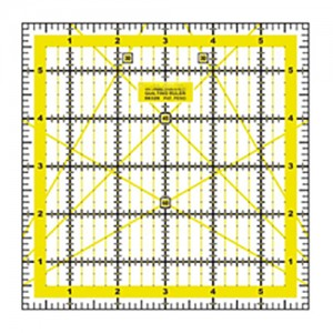 Quilting Patchwork Ruler 6 inch x 6 inch