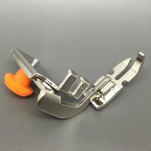 Zipper Cording Straight Foot Low Shank Adjustable