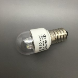 LED light bulb for sewing machines