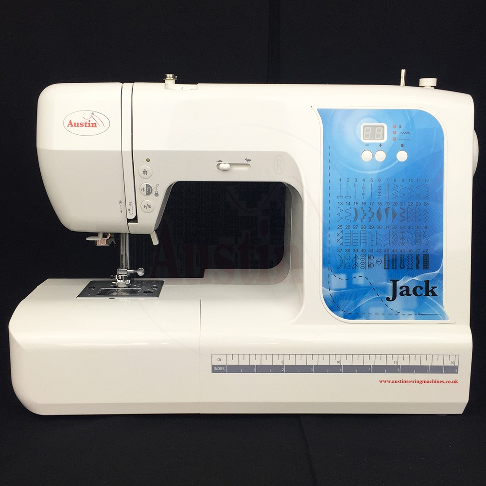 "Austin AS7000 Computerised Sewing Machine ""JACK"""