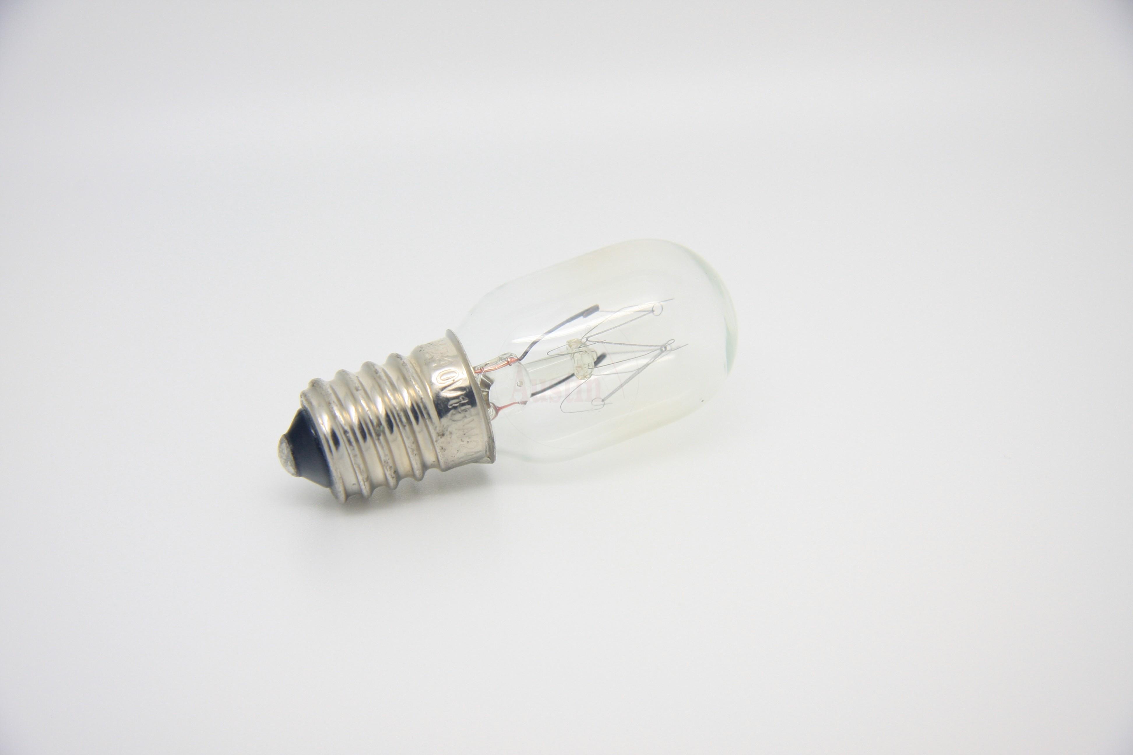 Sewing Machine Light Bulb Screw In 15 Watt SES/E14