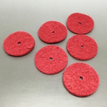 Sewing Machine Felt Pad for Spool Pin Pack of Six