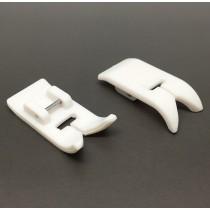 Teflon Non Stick Ultra Glide Foot Zig Zag
