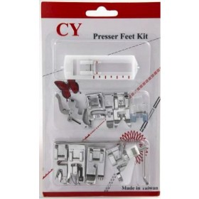 Brother LS14 Sewing Machine Compatible Feet Kit