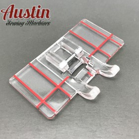 Border Guide foot (FB)-9mm Janome 202084000 Compatible Foot